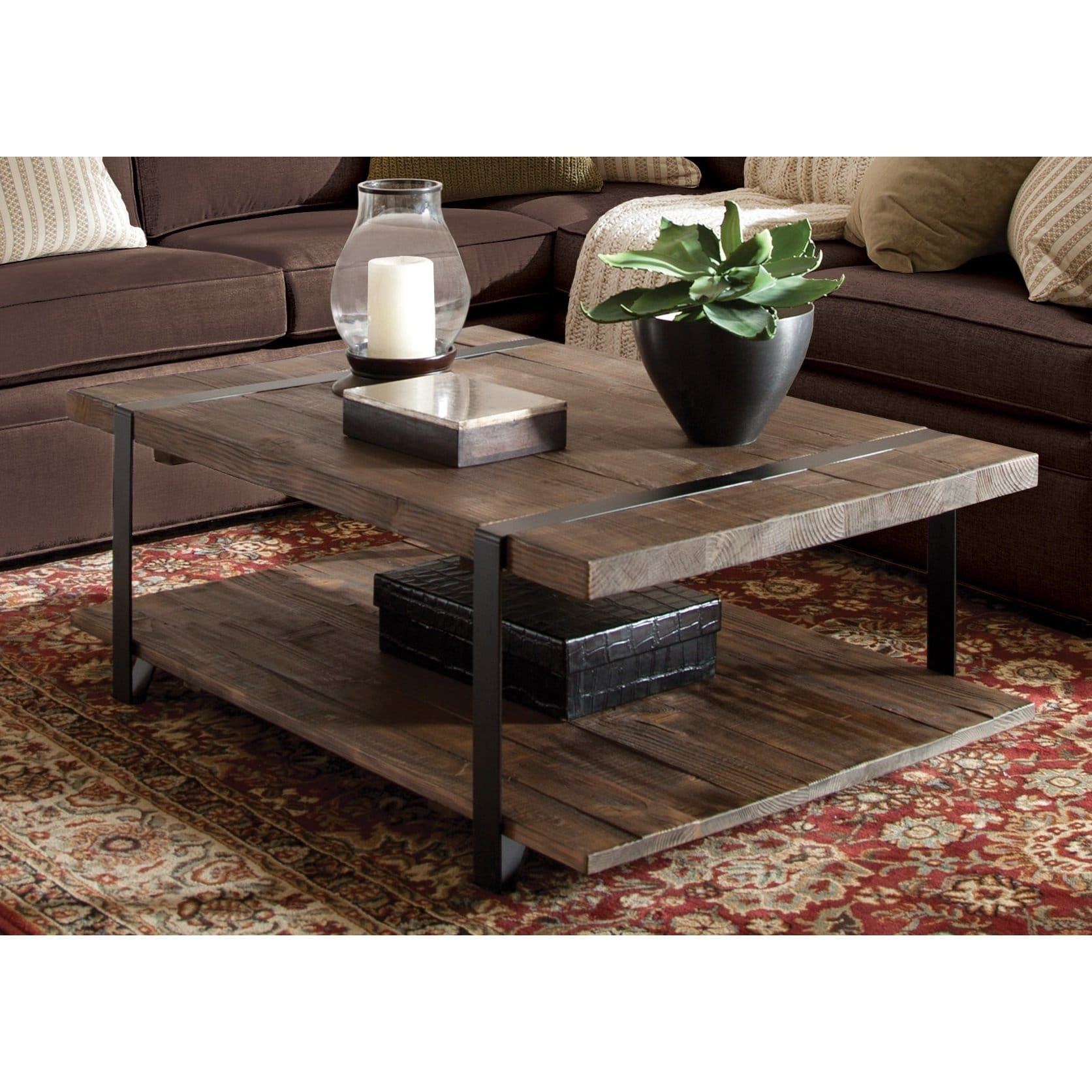 carbon loft kenyon natural finished reclaimed wood large coffee modesto table harrietta piece accent set aluminum patio small pine bookcase vintage tier black gloss nest tables