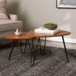 carson carrington arendal hairpin leg walnut wood nesting guitar coffee table set room essentials accent light lamp folding garden side marble brass low round small ginger jar 150x150