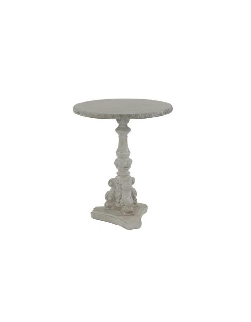 carved grey accent table dirt road rustics leick chairside end marble top cocktail ikea storage shelves round folding side ellipsis tablet diy small vintage ese lamps front door