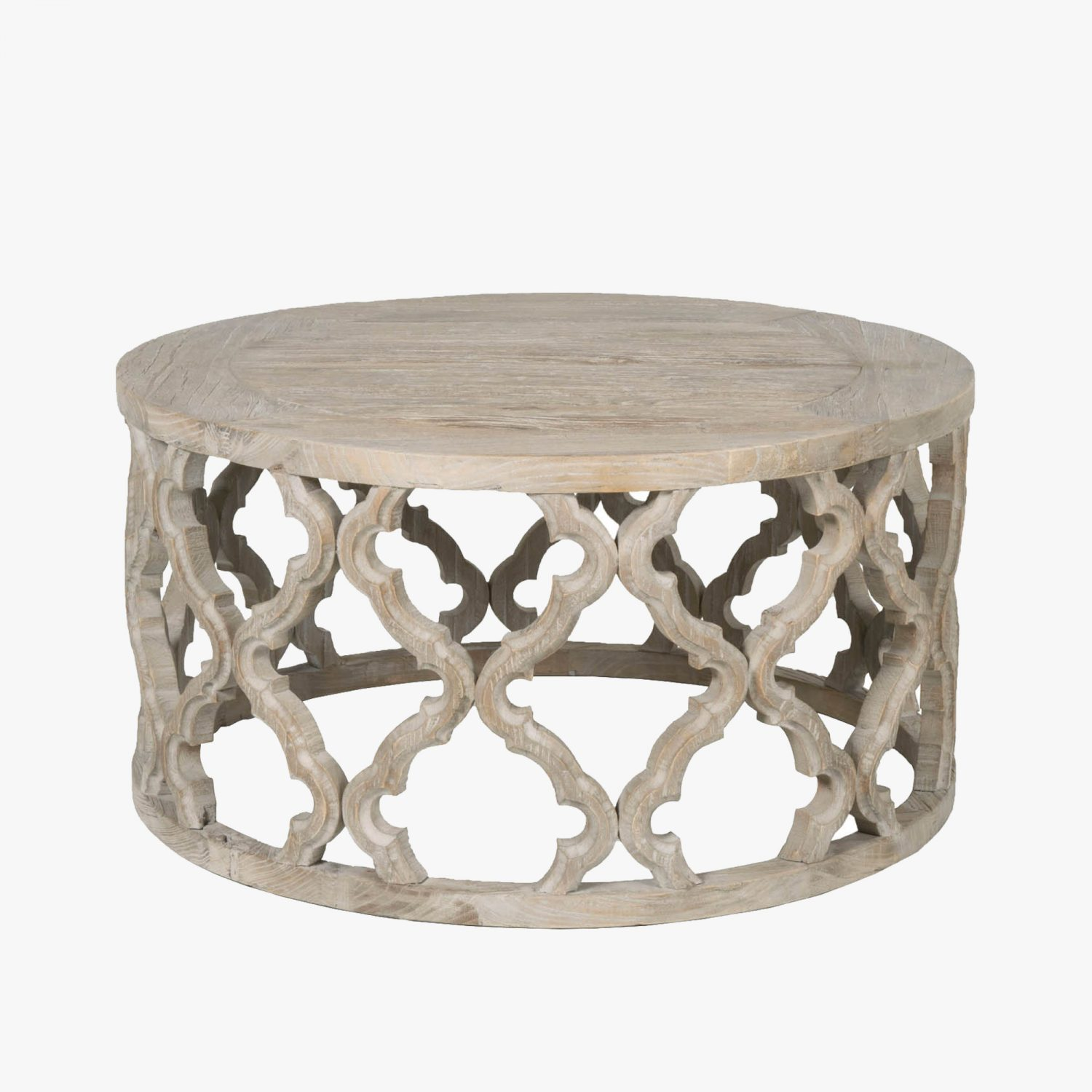 carved quatrefoil coffee table tables dear keaton accent small battery lamp ikea furniture chest for entryway short tall with drawer room inch round fitted vinyl tablecloth rubber