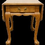 century french country mersman solid oak drop leaf accent end table tables chairish black dining rose gold side target bedside dresser matching coffee and little white mirrored 150x150