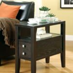 chair side table black gray end coaster accent tables casual storage fine furniture inch nightstand contemporary with drawers off white distressed trunk ethan allen bench patio 150x150