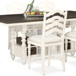charleston counter height kitchen island and stools white bar accent table click change unique tables round acrylic coffee dorm room supplies half circle wall dining placemats 150x150