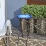 charlton home ruhlman outdoor side table reviews blue accent inch cabinet hairpin ikea garden target tables wood brown battery lamps small oak coffee gallerie beds sofa with 150x150