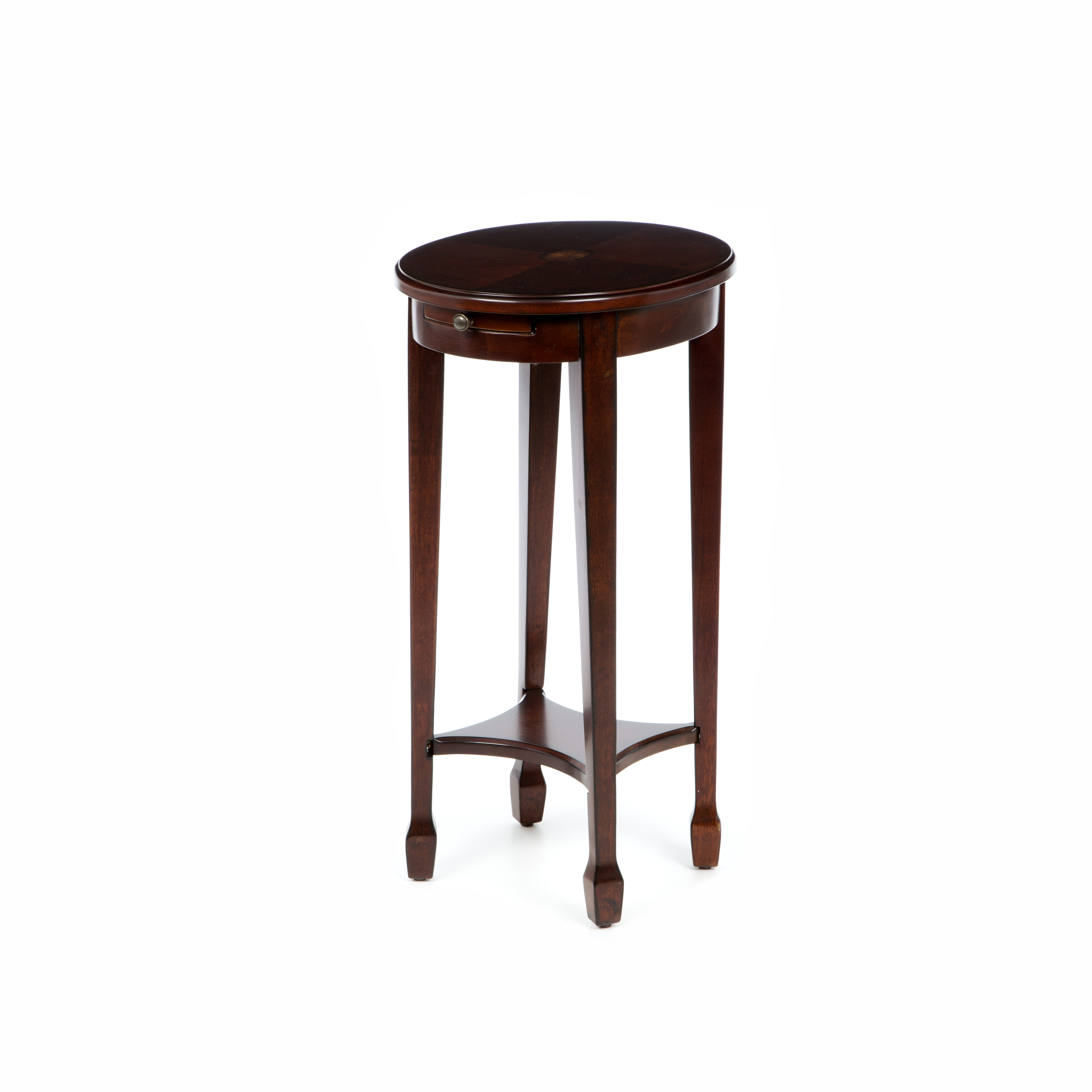 charlton home tipton accent end table with shelf reviews round tables blue and white umbrella pottery barn industrial coffee knotty pine desk tablecloth aluminum small wingback