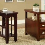 charmful living room tall end tablesdecoration also and accent table decoration storage tables together with ideas for low round stained glass pendant light ikea wall pottery barn 150x150