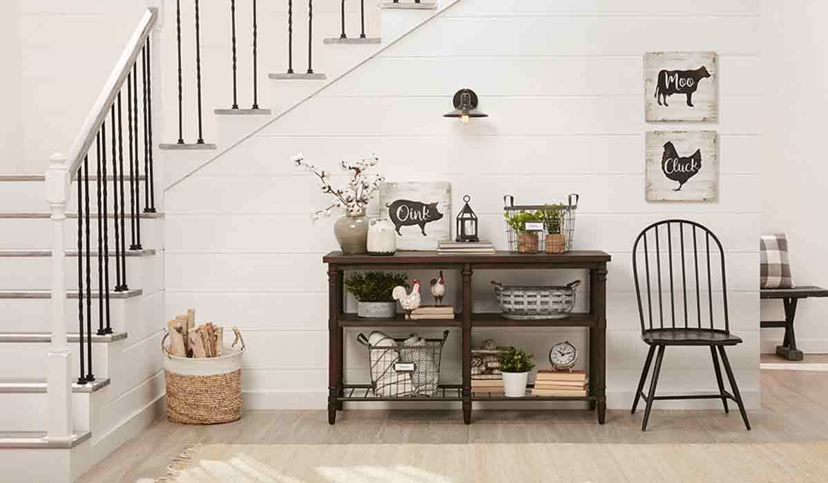 check out these major bargains bali console table foremost accent target farmhouse entry make stunning first impression antique furniture coffee small glass top reclaimed dining