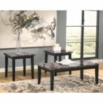 cherry accent table probably super cool ashley furniture black end signature design kaymine piece coffee set master high dining room runners round tablecloth small dimensions ikea 150x150