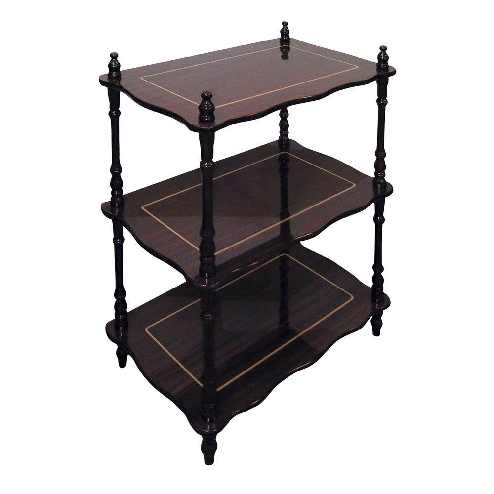 cherry end table the tables tier accent target monarch side nautical ture frames tall narrow night lamp brown leather ott metal patio set high top with stools cage light keter