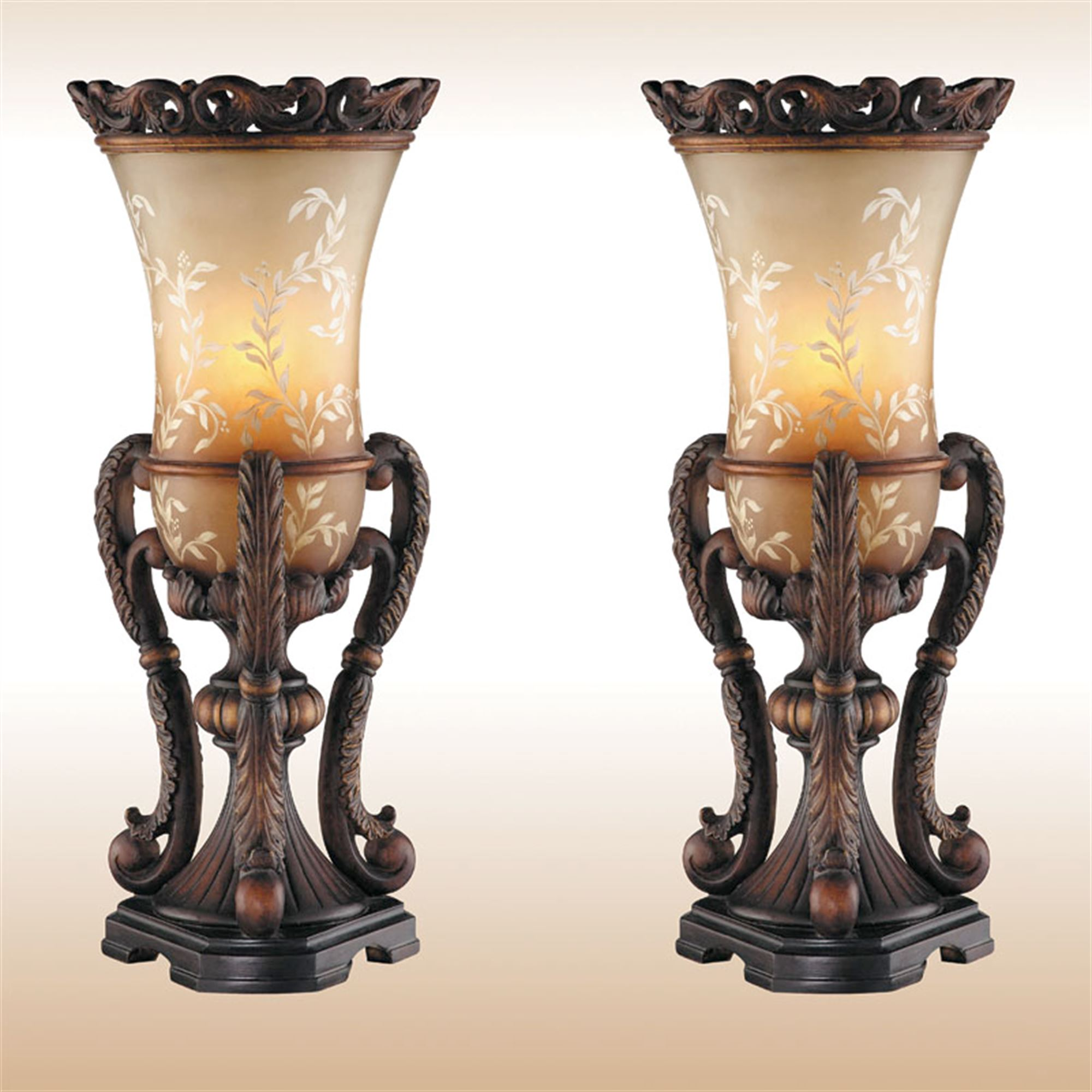chitrita uplight table lamp pair accent lamps bronze touch zoom garden furniture covers inexpensive home decor threshold gold bar height dining set retailers small square pedestal