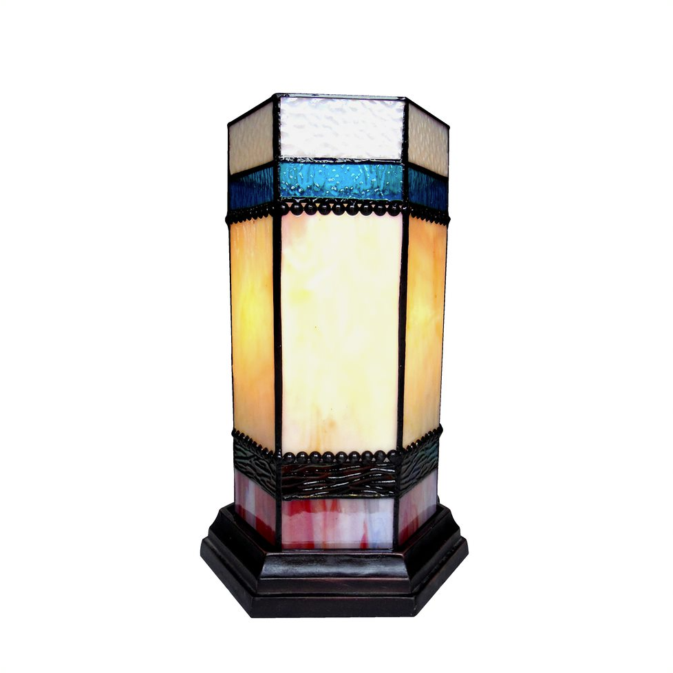 chloe lighting chester tiffany glass accent pedestal light table lamps lamp tall tool cabinet white gloss side narrow decorative person farm pin legs activity pottery barn black