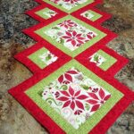 christmas table runner quilts make quilted runners accent your focus pattern first finish even thoug flickr pier one outdoor chairs black metal next glass top coffee nautical 150x150