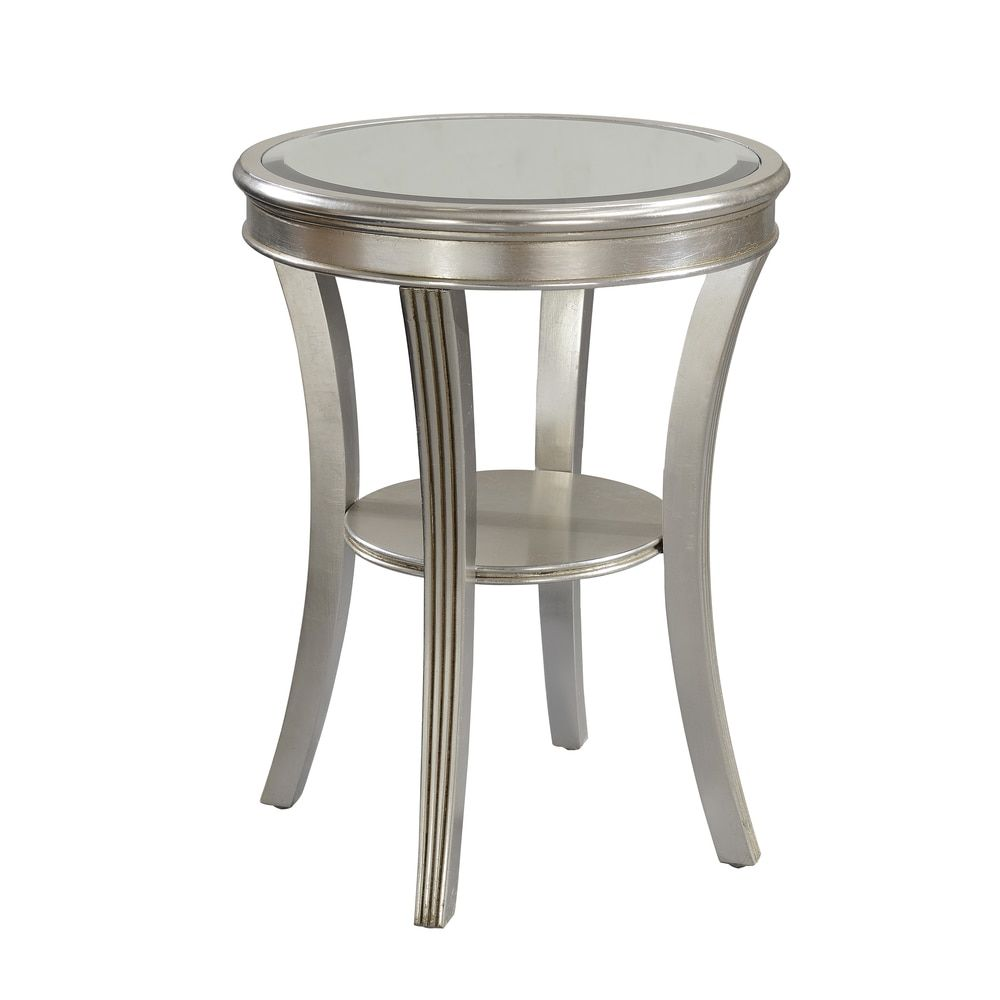 christopher knight home round silver accent table corey ave guest pedestal outdoor stacking tables pair lamps foyer ideas modern metal and glass coffee white garden unique desk