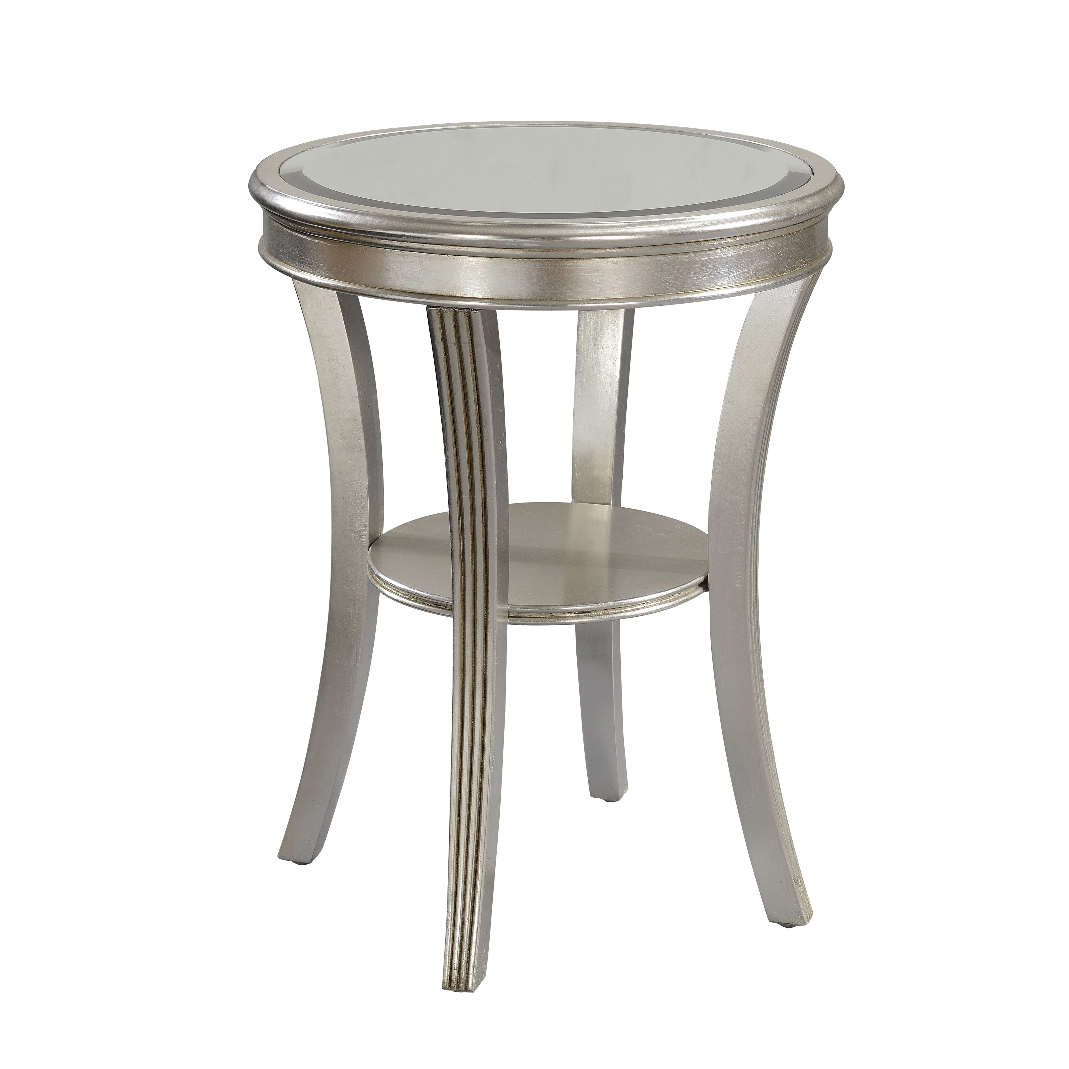 christopher knight home round silver accent table free shipping today outdoor umbrella weights black wood side tall mirrored chest drawers perspex industrial end with drawer