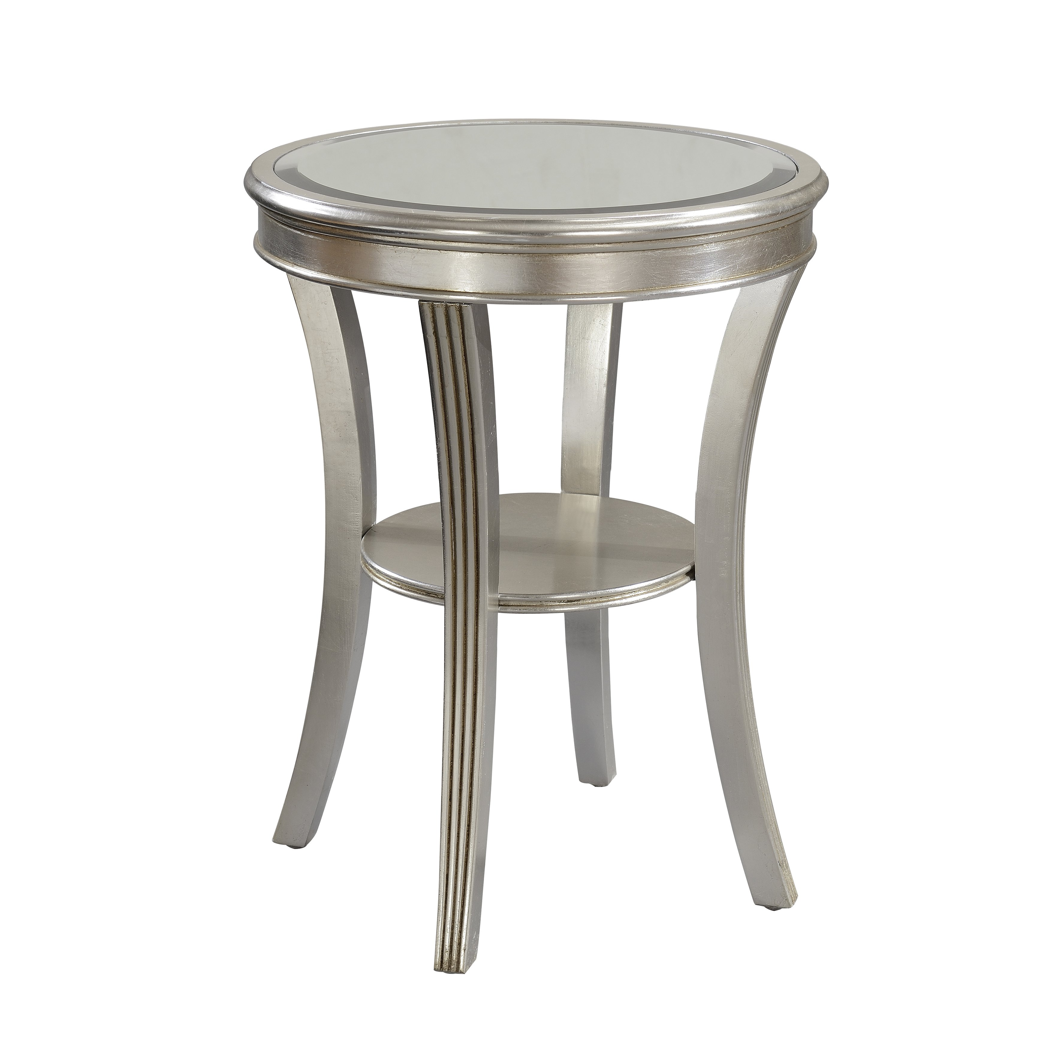 christopher knight home round silver accent table free small grey shipping today folding patio side ginger jar lamps green porcelain ashley furniture trunk coffee black dining