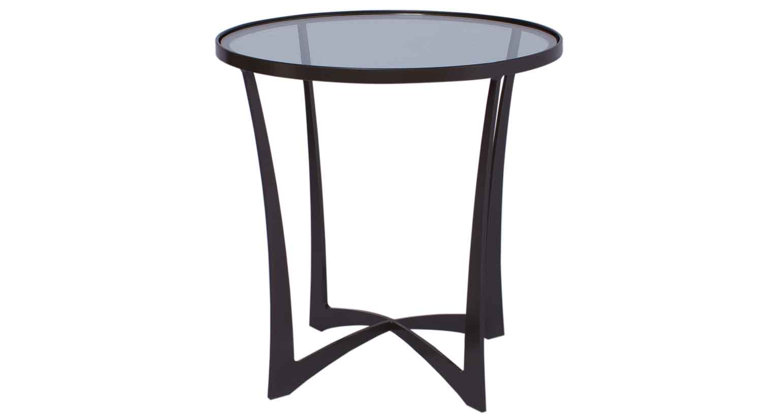 circle furniture lotus end table glass accent tables vintage home decor round living room coffee and distressed blue cotton tablecloth hallway ideas black marble chairs small sofa