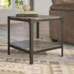 circular end table cainsville set room essentials hairpin accent quickview metal outdoor long hallway seating for small spaces cool round tablecloths light lamp threshold espresso 150x150