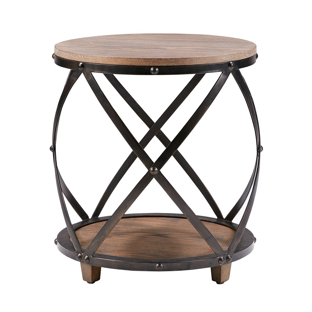 cirque bent metal accent table boundary furnishings target leather chair wooden sawhorse legs inch square tablecloth plastic garden and chairs small tall best desk lamp large