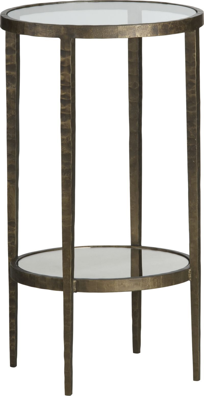 clairemont pedestal table accent tables crate and barrel round wood ikea white coffee kitchen dining room outdoor setting exterior furniture bedside plans barn door cabinets