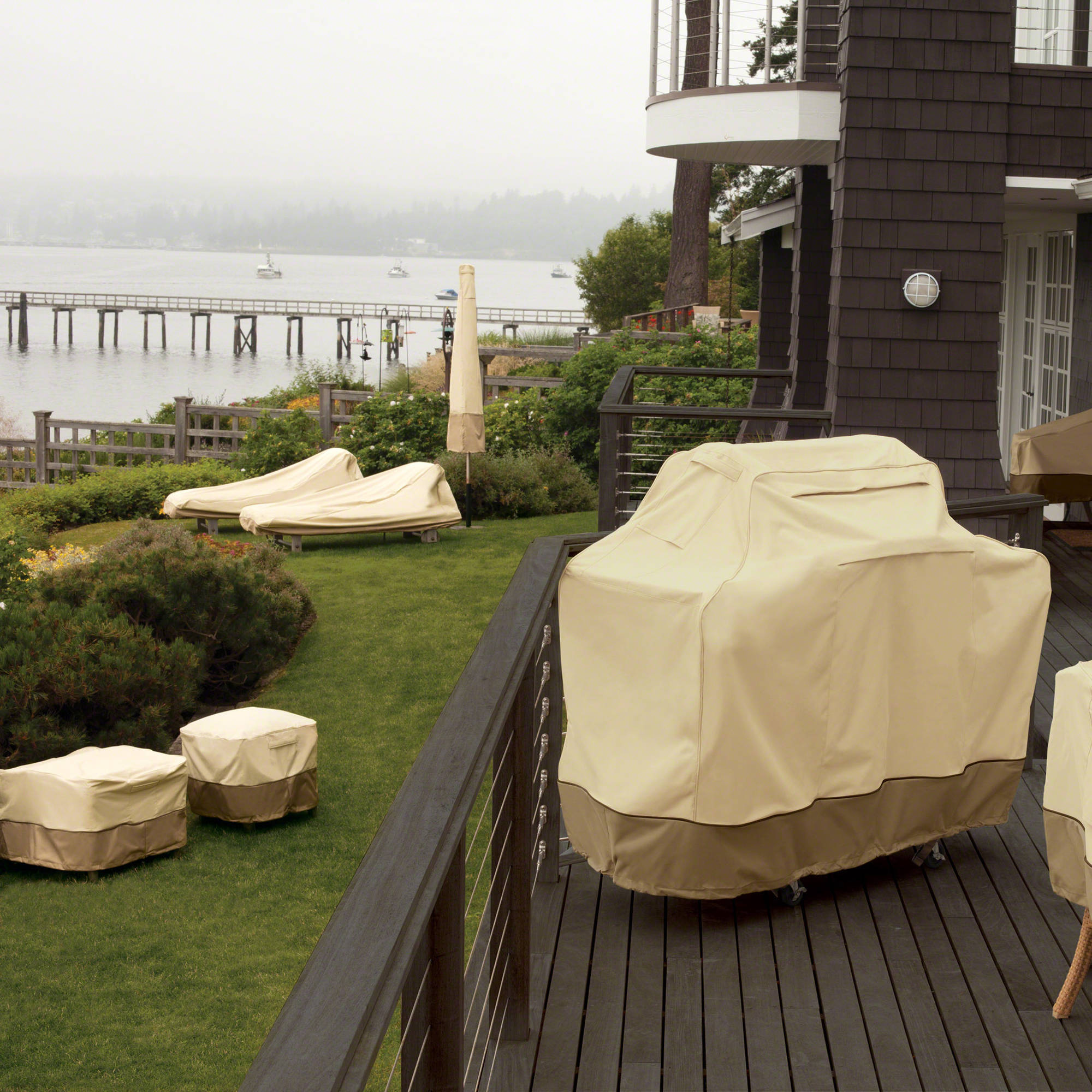 classic accessories veranda rectangular patio ott side table outdoor cover durable and water resistant furniture small unique foyer tables tall chest with doors nesting ikea long