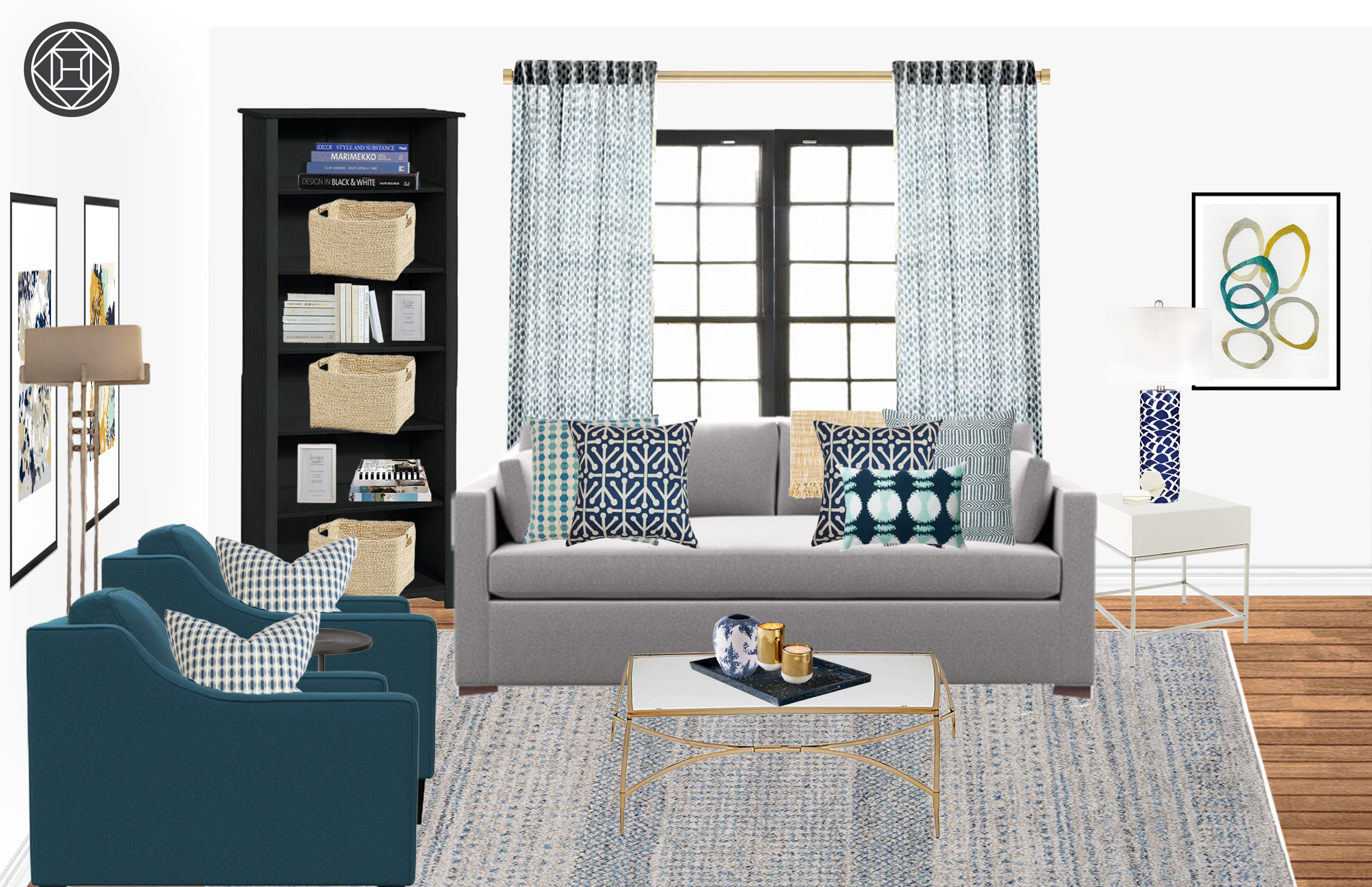 classic transitional living room design havenly interior phprwyzov knurl nesting accent tables set two with grey sofa easy table runner pattern barnwood coffee plans garden bench