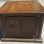 classy antique round end tables with storage popular home interior furniture living room vintage design broken pulls for awesome family decorating table drawer etsy console accent 150x150