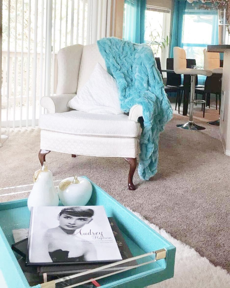 classy treasures shares her favorite place full aqua gallerie accent table accents our decor ikea kitchen and chairs floor lamps small teal yellow velvet chair nautical hanging