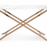 clear acrylic console table casey tray monarch hall accent cappuccino pier kitchen chairs yellow bedside lamp dragonfly tiffany style portable small gold counter height round pub 150x150