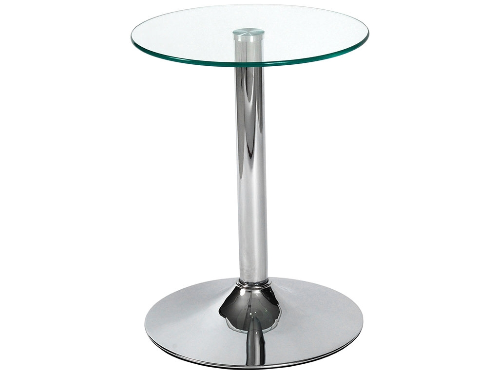 clear tempered glass small round accent table using pipe chrome throughout plan architecture contemporary asian stainless steel regarding from french sea themed lamps rustic