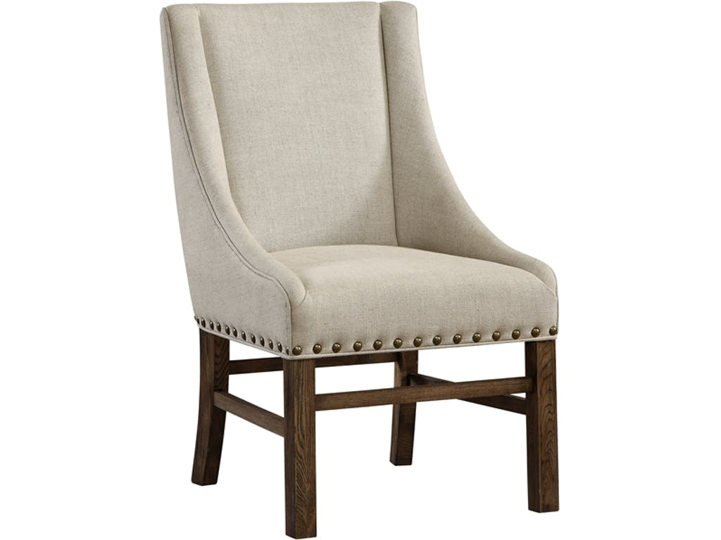 coast accents dining room accent chair rice furniture bar height chairs small round antique table white and wood nest tables pottery barn tabletop piece coffee set target umbrella
