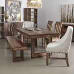 coast brownstone dining room set with accent chairs ctc furniture click enlarge round table cover narrow console shelves nightstand drawers garden coffee sets outdoor shade 150x150