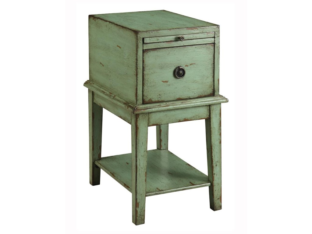 coast imports accents chairside chest products color accent table green accentschairside lift top side dining mats ashley furniture storage pretty round tablecloths mango wood