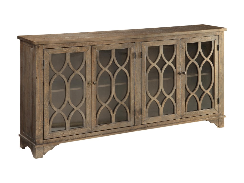 coast imports accents four door media products color fretwork accent table threshold accentsfour credenza unique plant stands corner telephone stand laptop side home decor ping