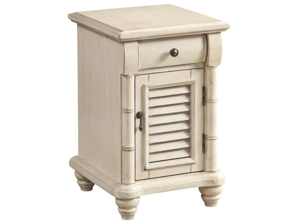 coast imports accents one door drawer products color accent table with drawers and doors accentsone chairside power nate berkus coffee mini farmhouse breakfast end green nautical