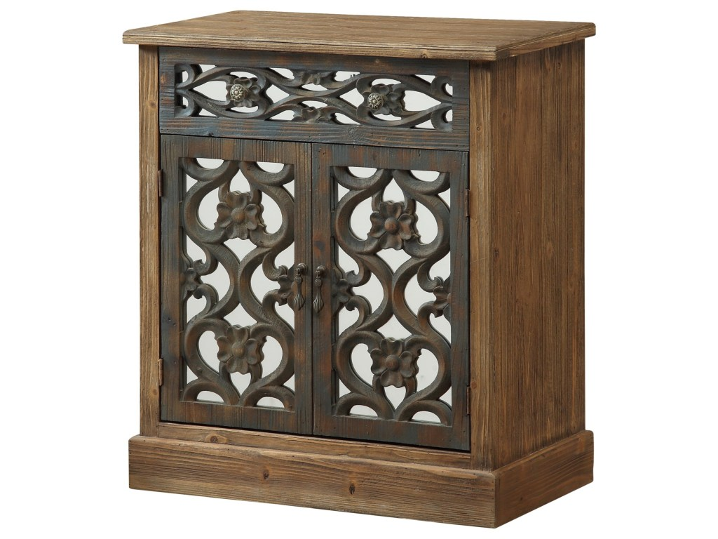 coast imports accents one drawer two door products color accent table cabinet target kindle fire big cloth modern end tables entryway bench pottery barn black bedroom design
