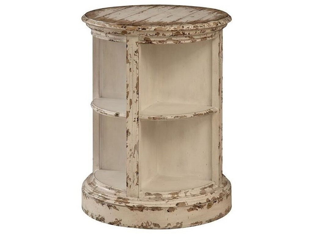 coast imports accents rustic round products color accent table accentsround small narrow end dining room furniture names inch square ceramic outdoor side nightstand black metal