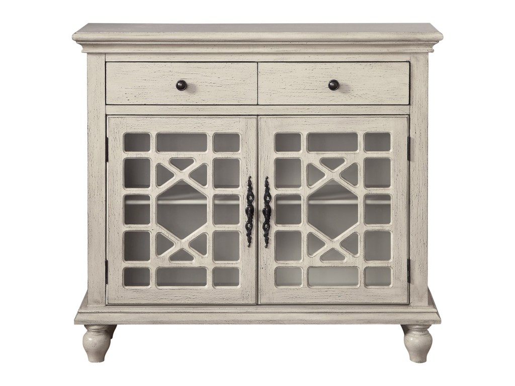 coast imports accents two drawer door products color threshold fretwork accent table teal accentstwo cabinet breakfast chairs white porch vintage ethan allen end tables round side