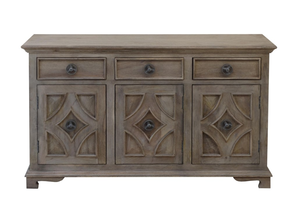 coast imports jadu accents three drawer door products color accent table with drawers and doors accentsthree sideboard twin sleeper sofa antique round hall grey wood end tables