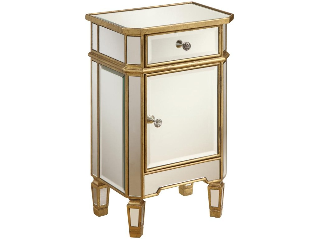 coast imports occasional accents mirrored accent cabinet products color gold table accentscabinet silver trunk coffee long skinny french beds verizon tablet oak lamp childrens