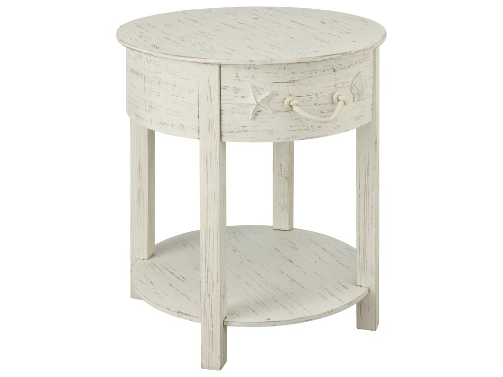 coast imports sanibel one drawer accent table miskelly products color wood threshold sanibelone lounge chair covers home design woven metal modern living room coffee currey and