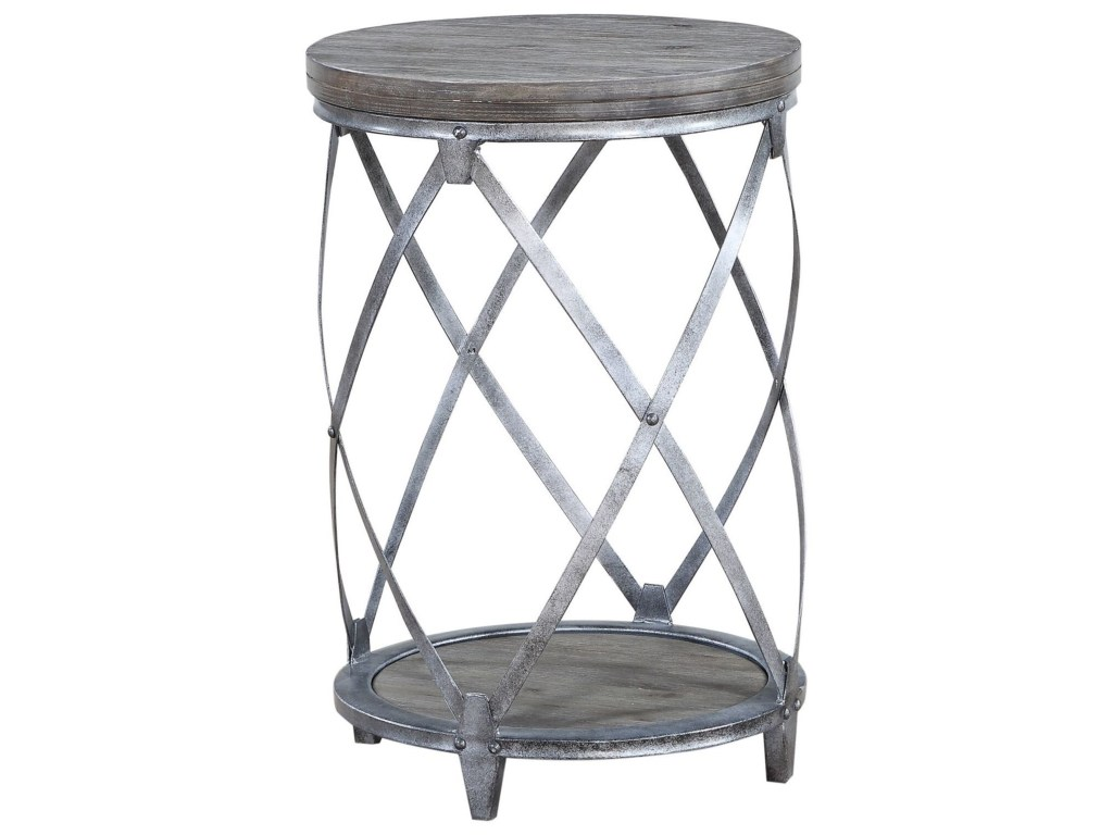 coast imports waverly contemporary round accent table with products color black metal waverlyround leick chairside end pottery barn kids chairs wood dining room furniture ikea
