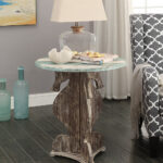 coast light blue white stripe accent table main all gone battery operated dining lamps outside patio furniture ashley armoire rustic console behind couch navy chair solid marble 150x150
