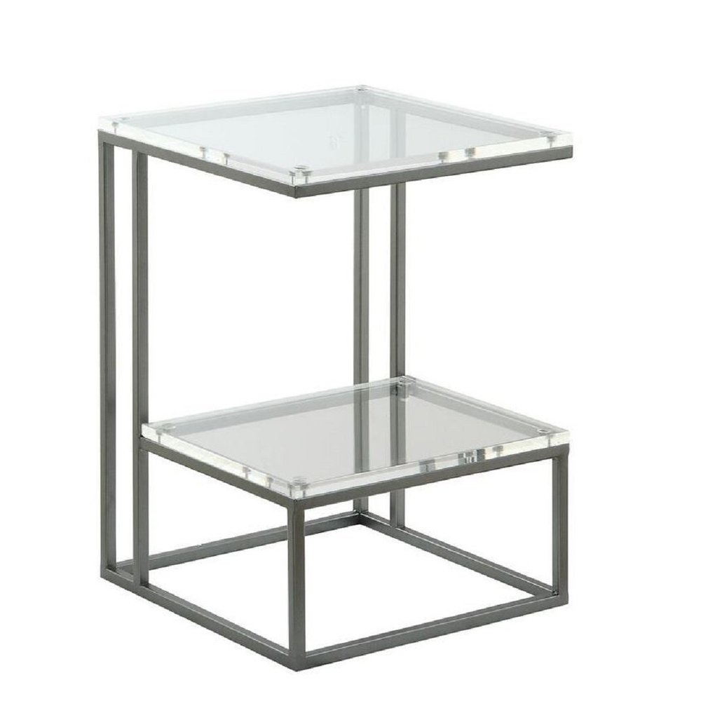 coast metal and acrylic accent side table free black shipping today red oriental lamps west elm coffee desk ikea bedroom cupboards concrete patio furniture clearance outdoor