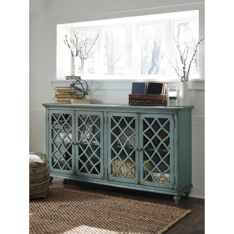 coastal door cabinet cabinets colombier hometrends kara small glass gray hollyw one enchanting accent mullis ashley martin mirimyn windham coyne furniture white media burbach