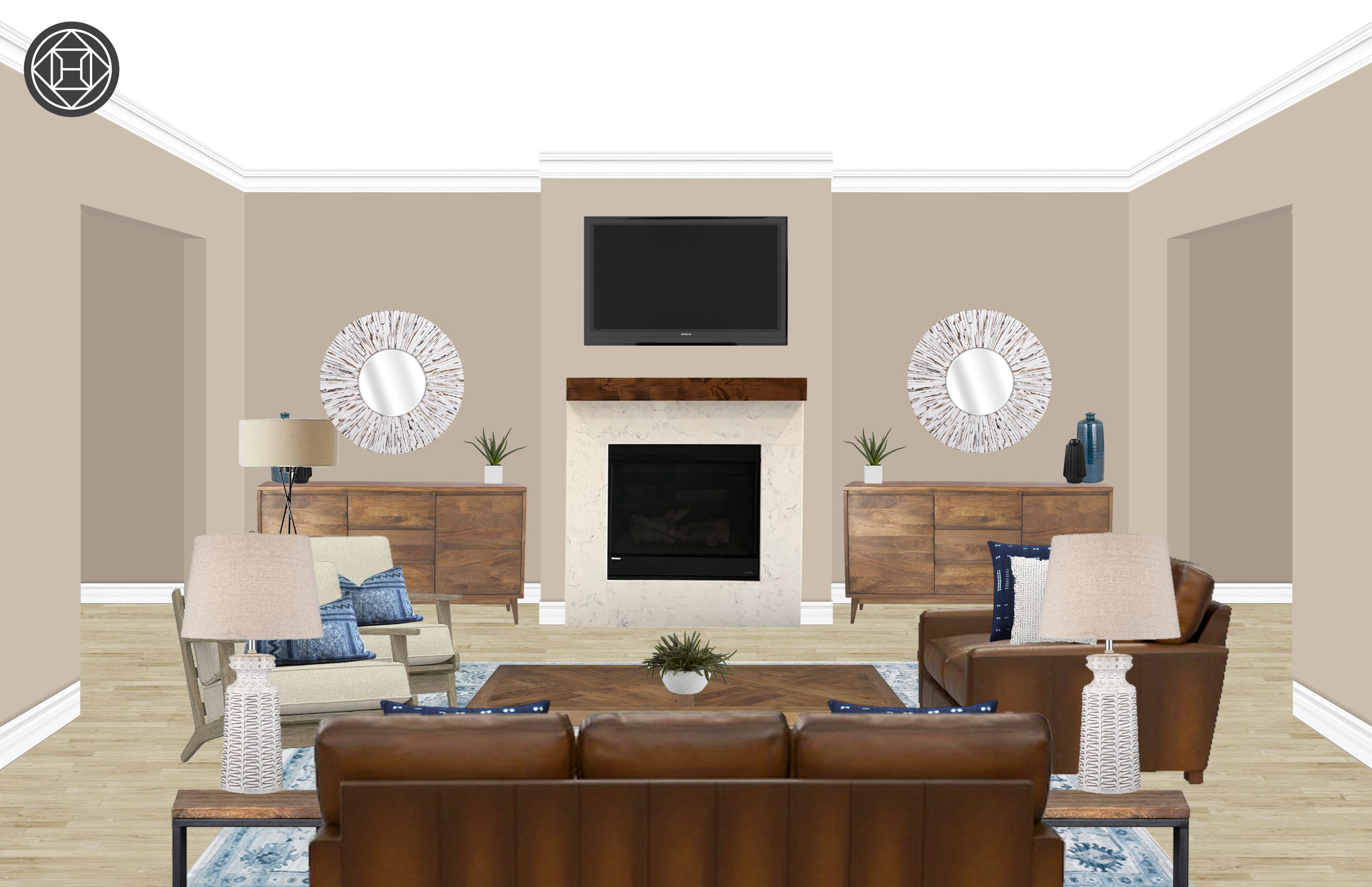 coastal transitional living room design havenly interior phpmwnpcx bedford jute rope accent table view holly profile target threshold windham country coffee tables outdoor patio