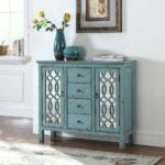 coaster accent cabinets antique blue table with inlay door design piece nesting set light mango wood furniture round rattan end outdoor patio sofa mirror modern console tables 150x150