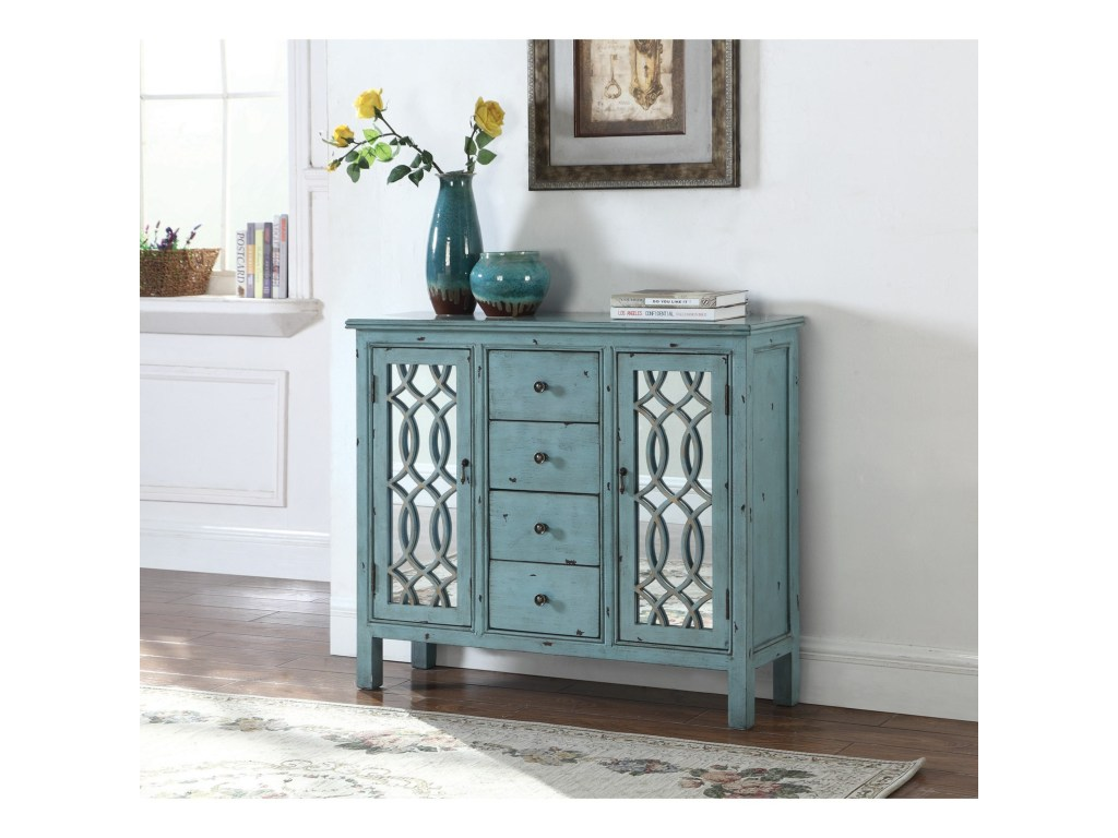 coaster accent cabinets antique blue table with inlay products color threshold teal cabinetsaccent red end target big lots couches round nesting tables gold metal coffee unique