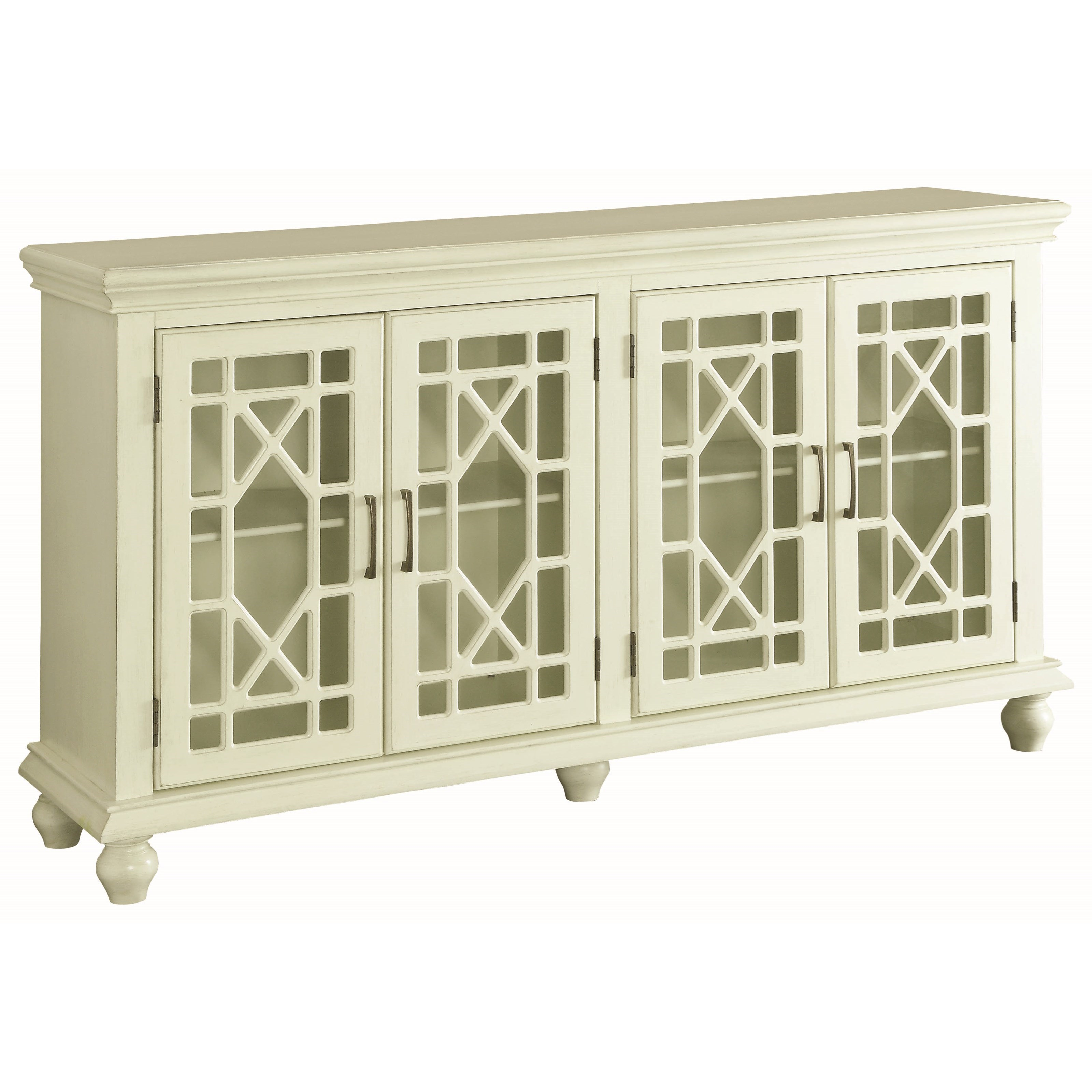 coaster accent cabinets cabinet with lattice doors value products color tables and small modern side table pineapple beach umbrella vintage home decor carpet reducer strip