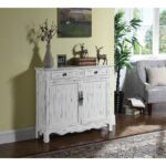 coaster accent cabinets distressed white table products color cabinet cabinetsaccent tiffany furniture living room bench easy christmas runner patterns free mosaic outdoor set 150x150