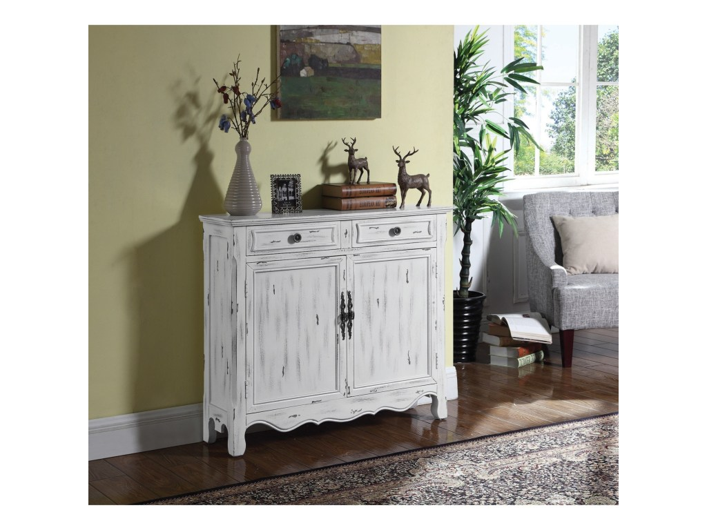 coaster accent cabinets distressed white table products color cabinet cabinetsaccent tiffany furniture living room bench easy christmas runner patterns free mosaic outdoor set
